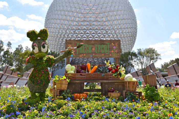 2017 Epcot International Flower Garden Festival Orlando Tickets Hotels Packages
