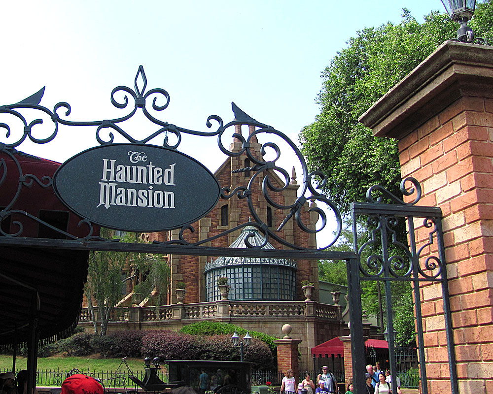 Magic Kingdom Haunted Mansion Trivia - Orlando Tickets, Hotels ...