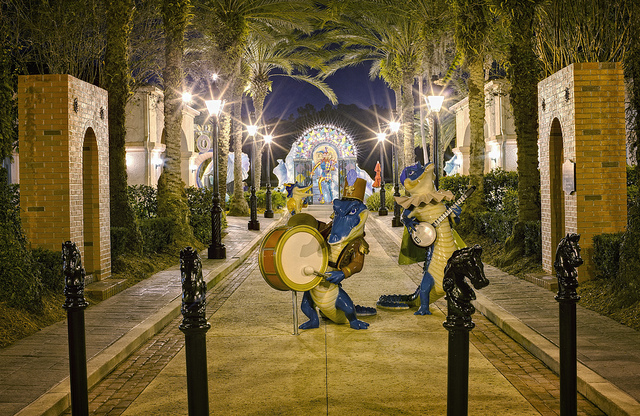 Disney S Port Orleans Resort French Quarter