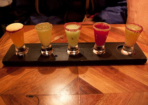 La-Cava-Del-Tequila-Flight