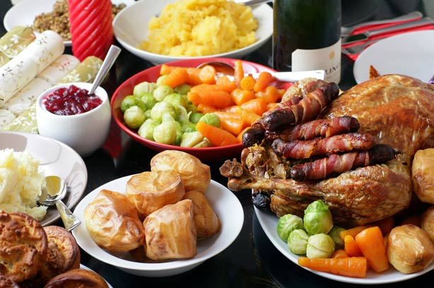 Best Places for Christmas Eve and Christmas Day Dining. - Orlando ...