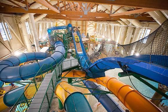 Great Wolf Water Park Resort Planned Near Disney World