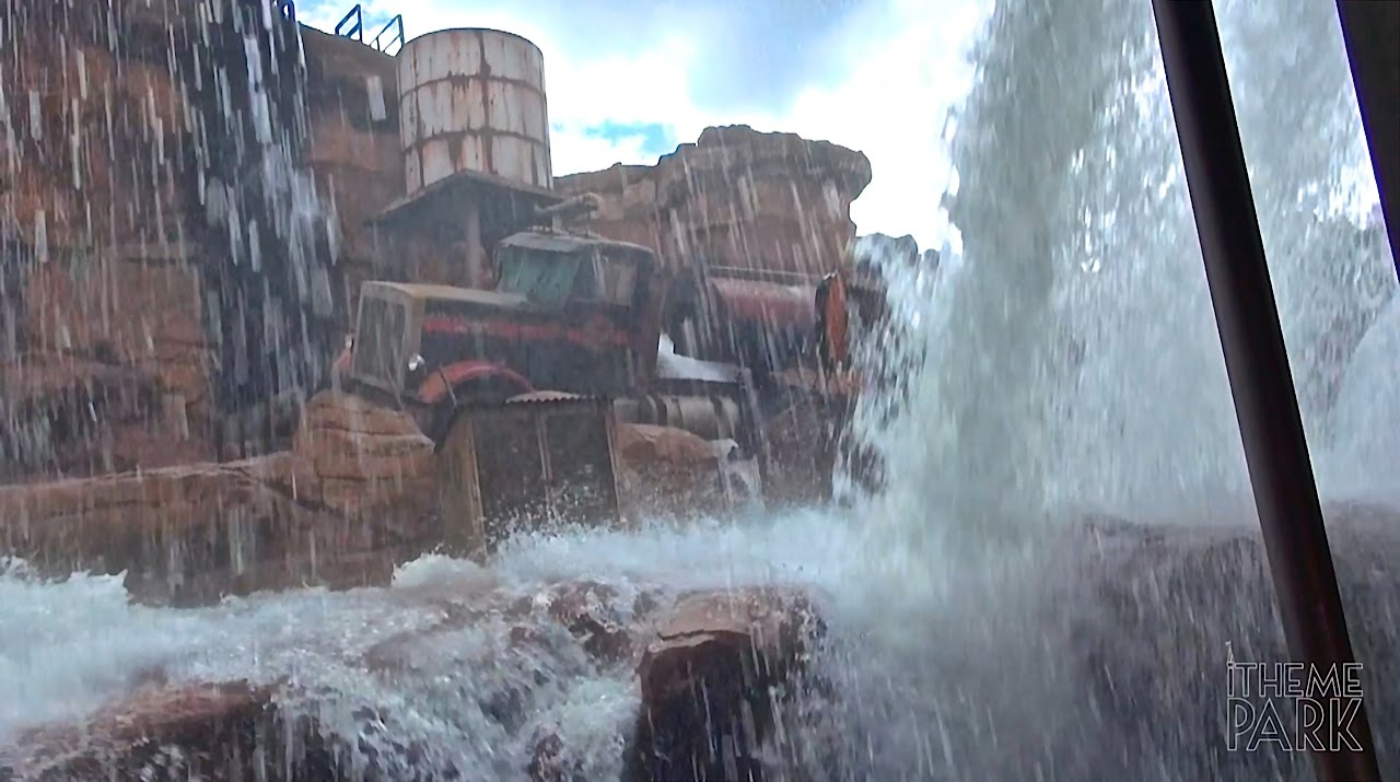 Disney's Hollywood Studios Studio Backlot Tour