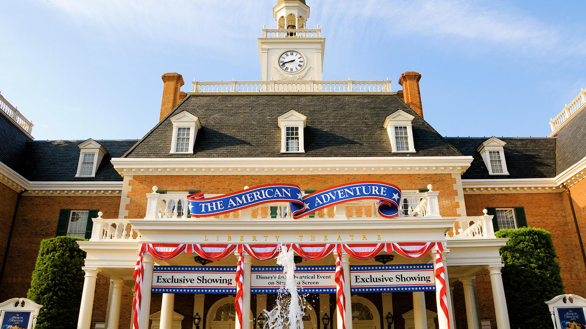 American Adventure Pavilion Orlando Tickets Hotels