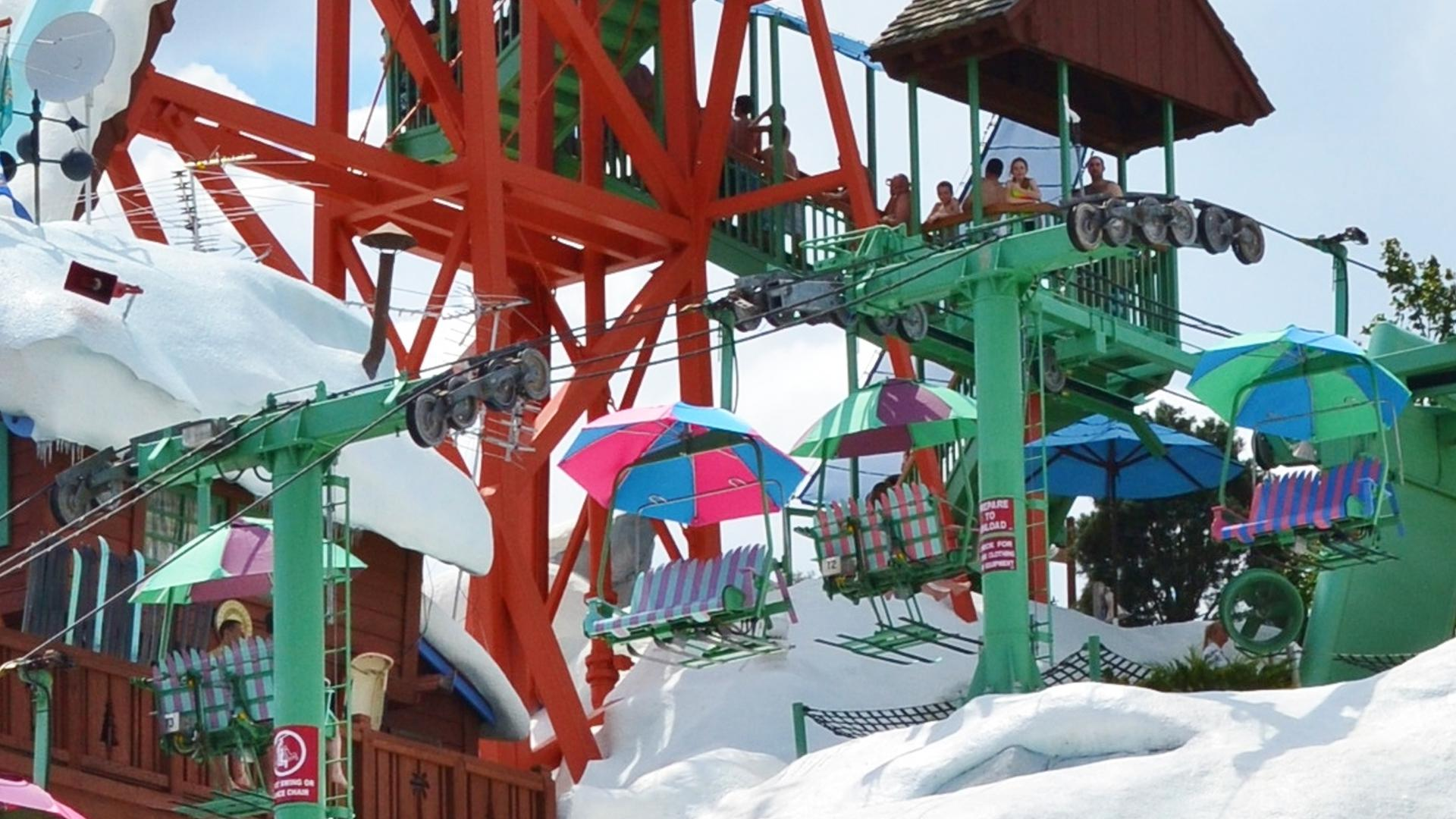 Chairlift Orlando Tickets Hotels Packages