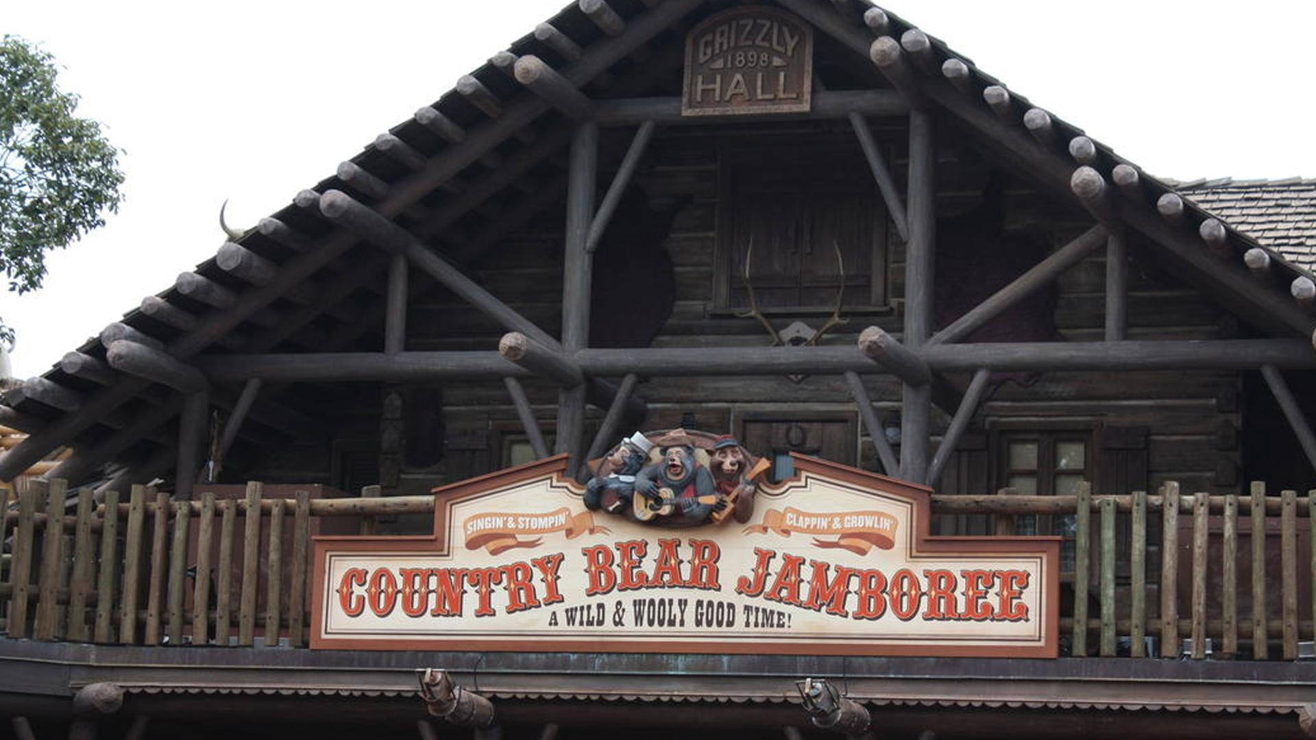 Country Bear Jamboree - Orlando Tickets, Hotels, Packages
