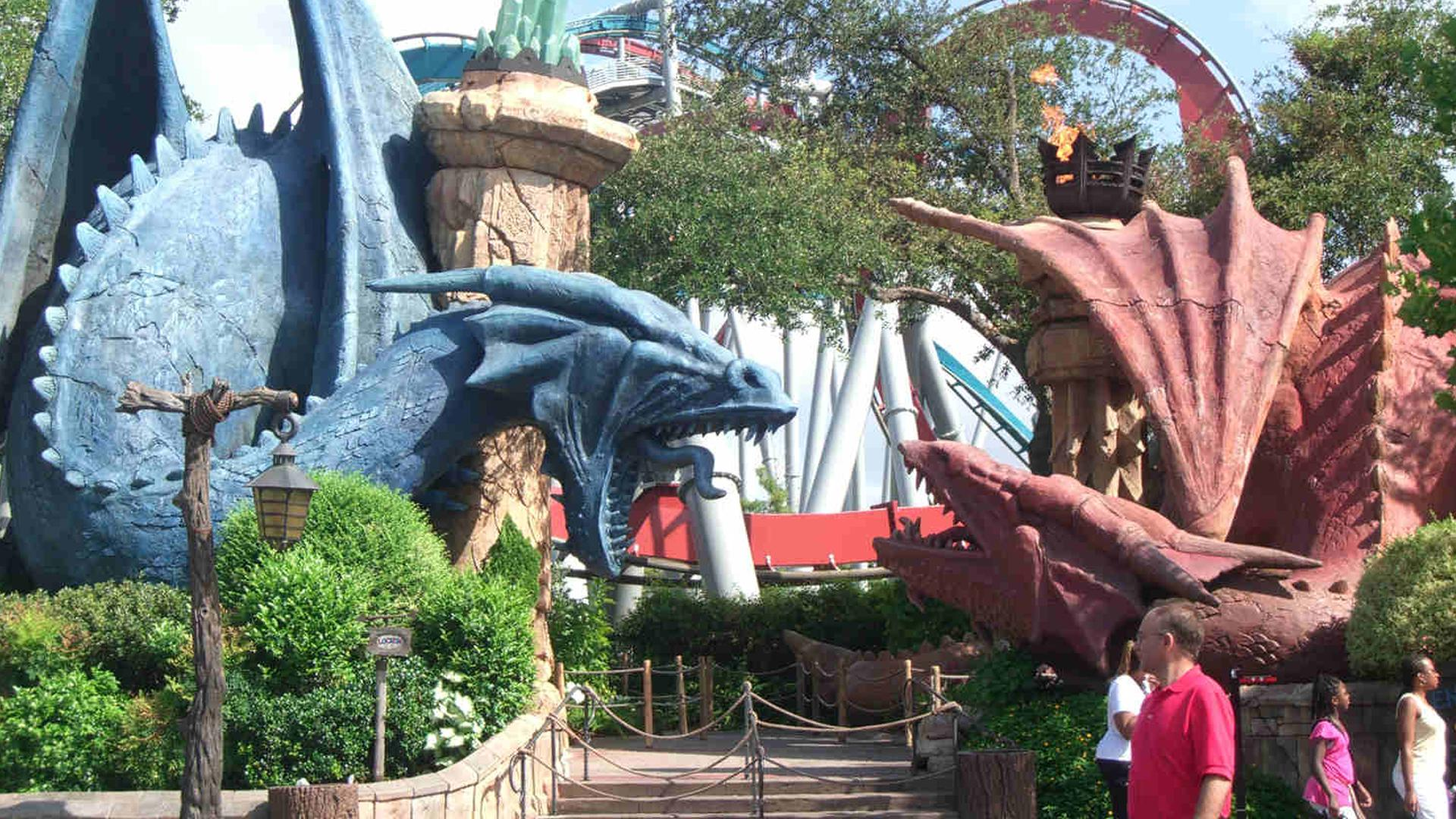 Dueling Dragons Orlando Tickets Hotels Packages