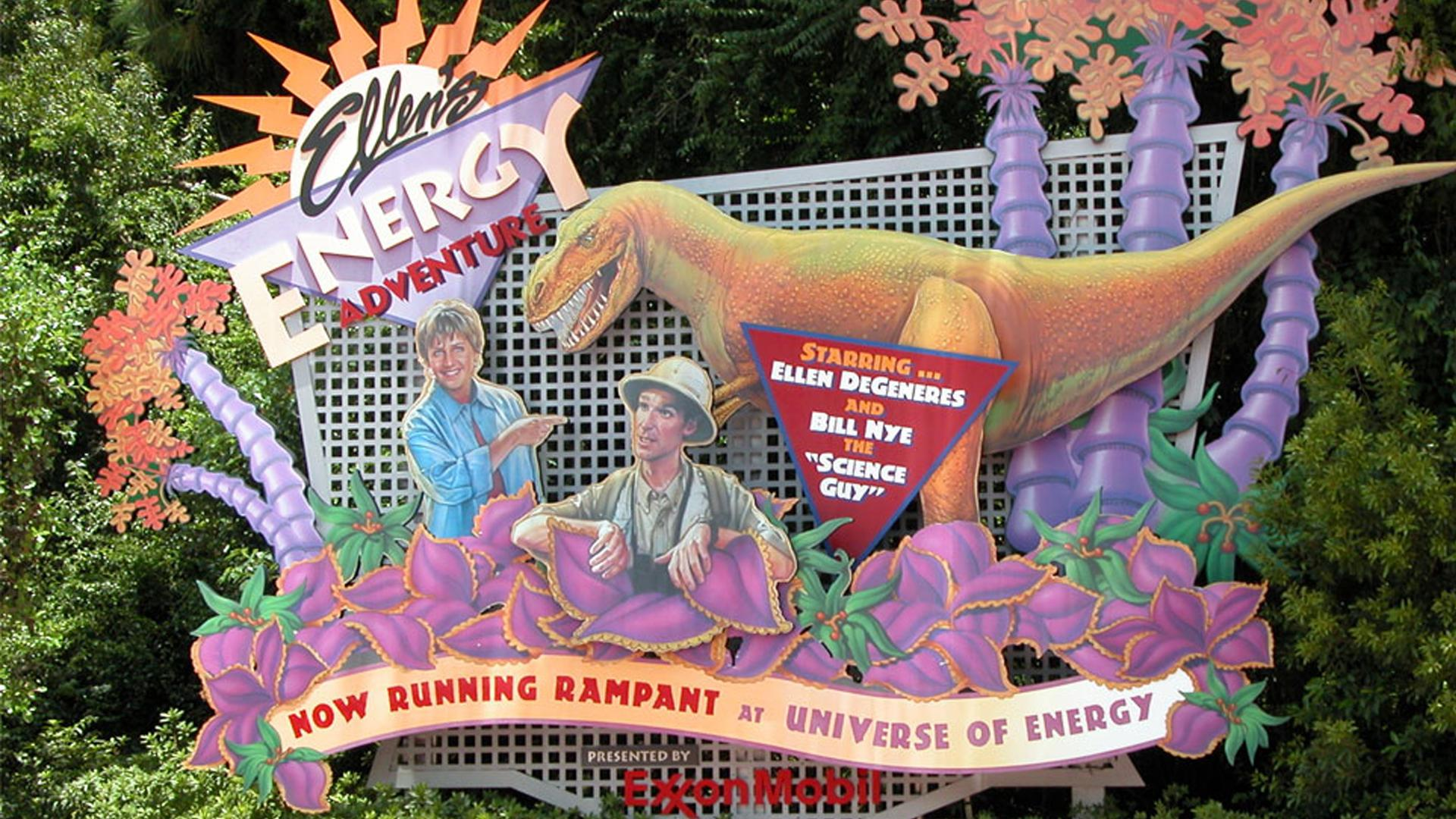 Ellen S Energy Adventure Orlando Tickets Hotels Packages