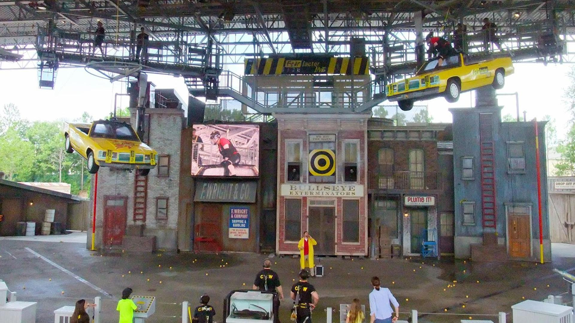 Image result for Fear Factor Live universal