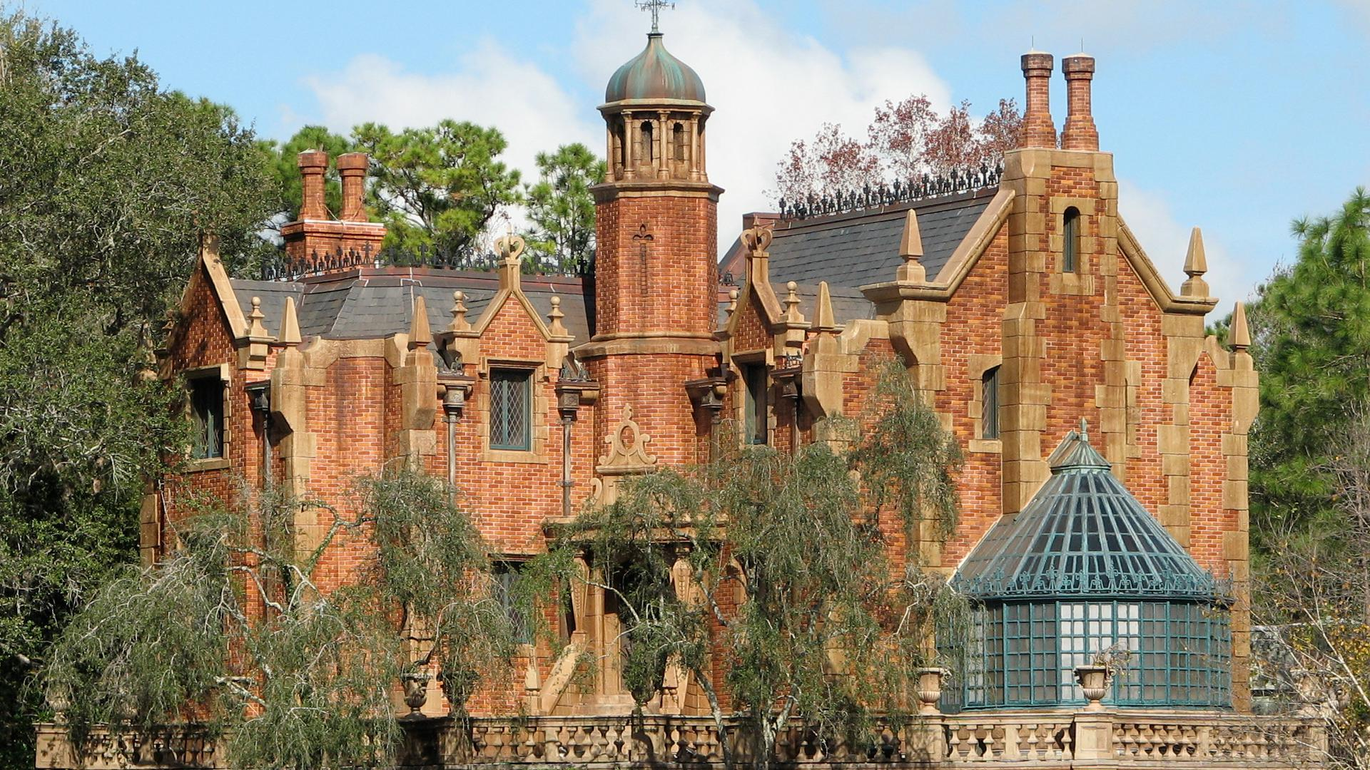 Haunted Mansion Orlando Tickets Hotels Packages