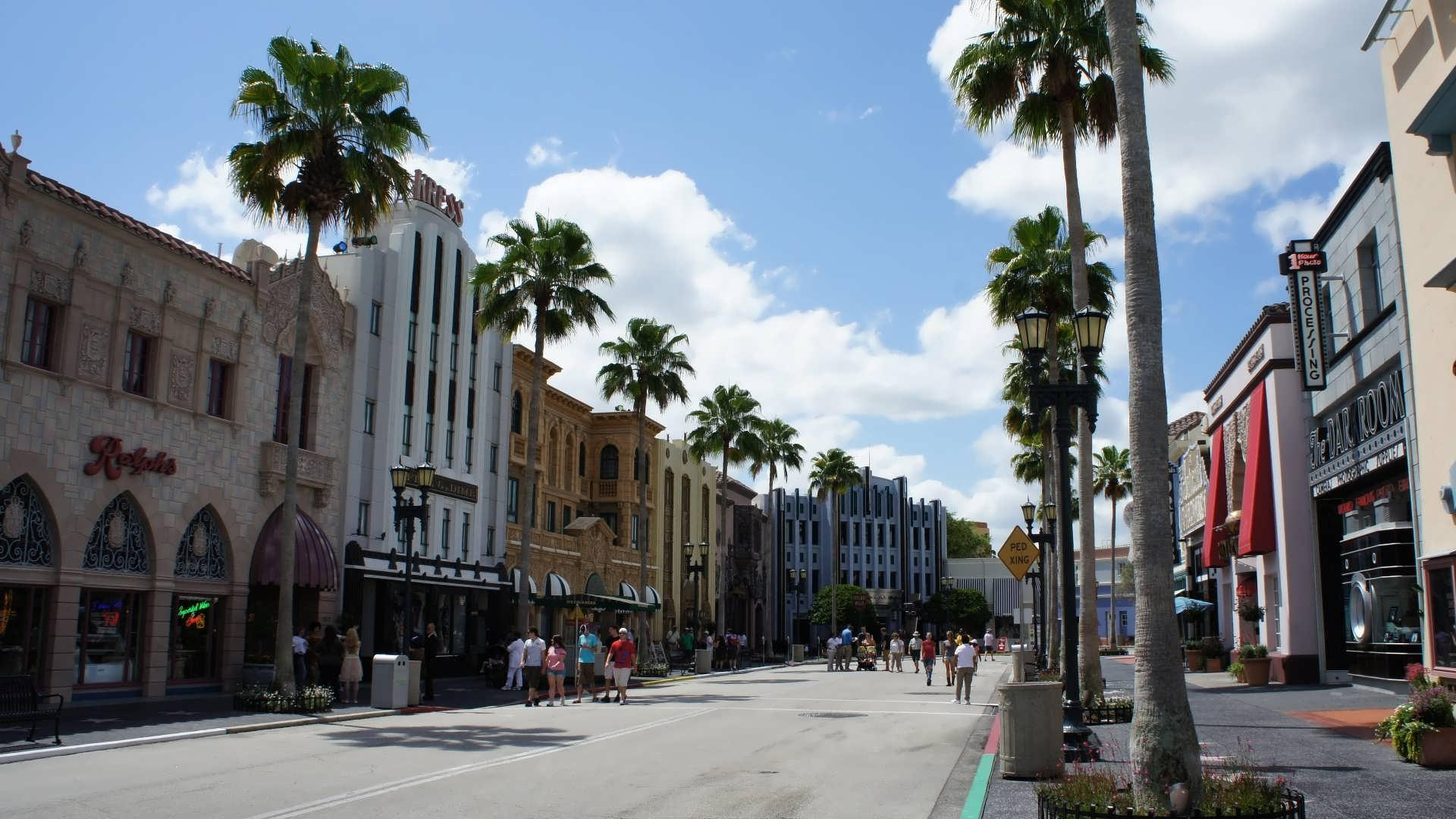 Hotel deals for universal studios hollywood