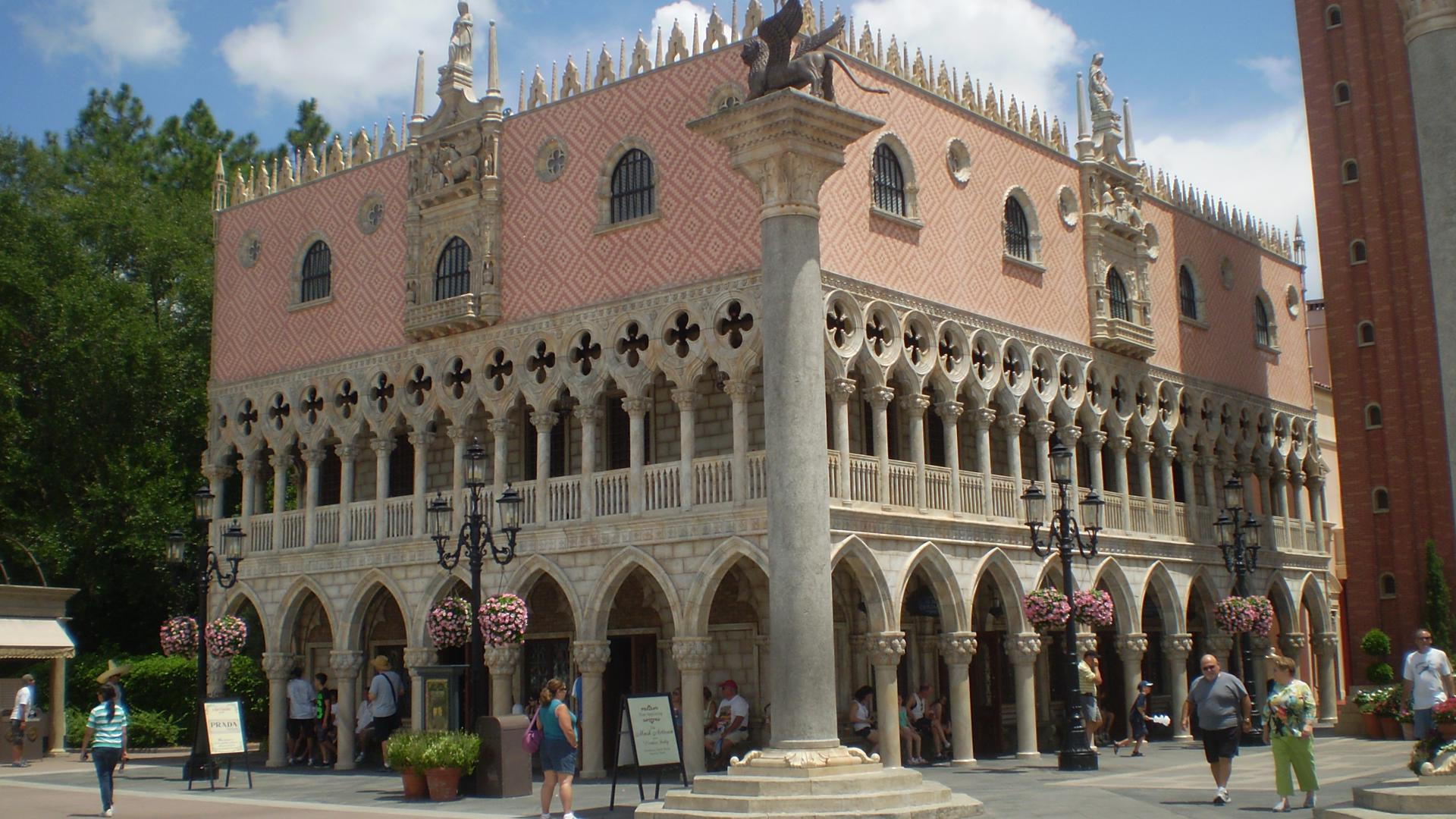 Italy Pavilion Orlando Tickets Hotels Packages