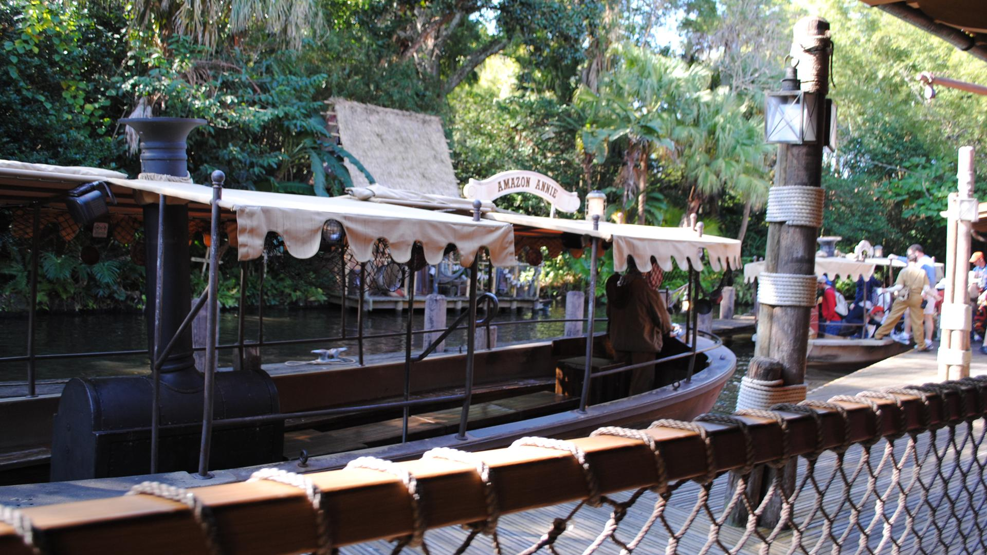 Jungle Cruise Orlando Tickets Hotels Packages