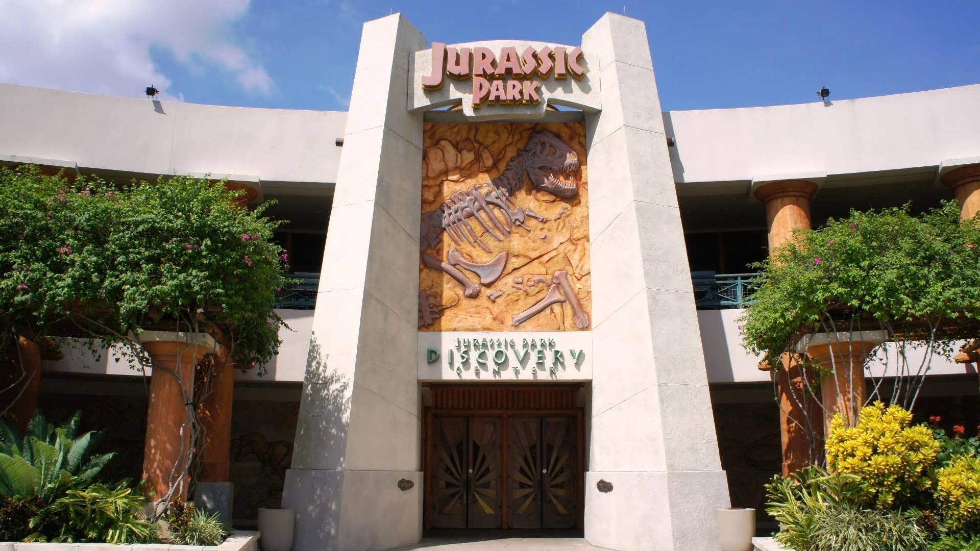 Jurassic Park Discovery Center Orlando Tickets Hotels
