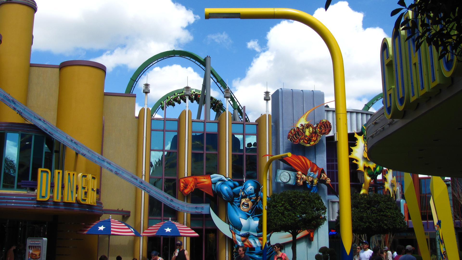 Marvel Super Hero Island Orlando Tickets Hotels Packages