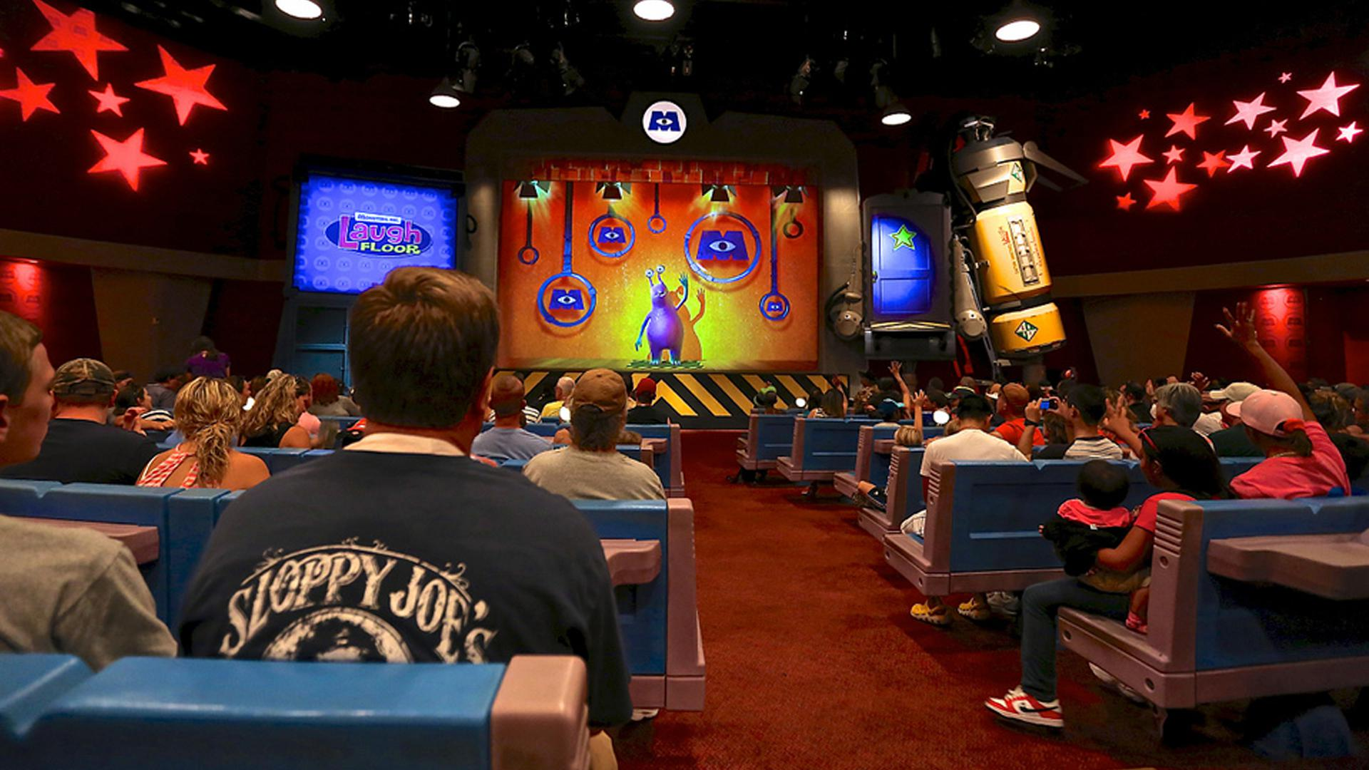 Monsters, Inc. Laugh Floor - Orlando Tickets, Hotels, Packages