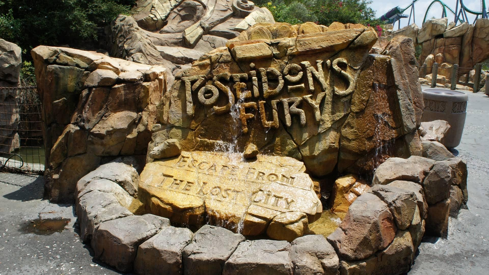 Poseidon S Fury Orlando Tickets Hotels Packages