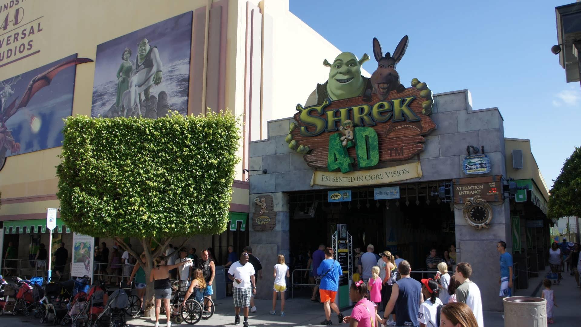 Shrek 4d Orlando Tickets Hotels Packages