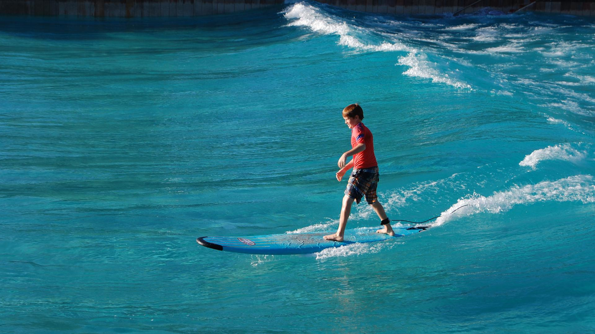 Surf Lessons - Orlando Tickets, Hotels, Packages