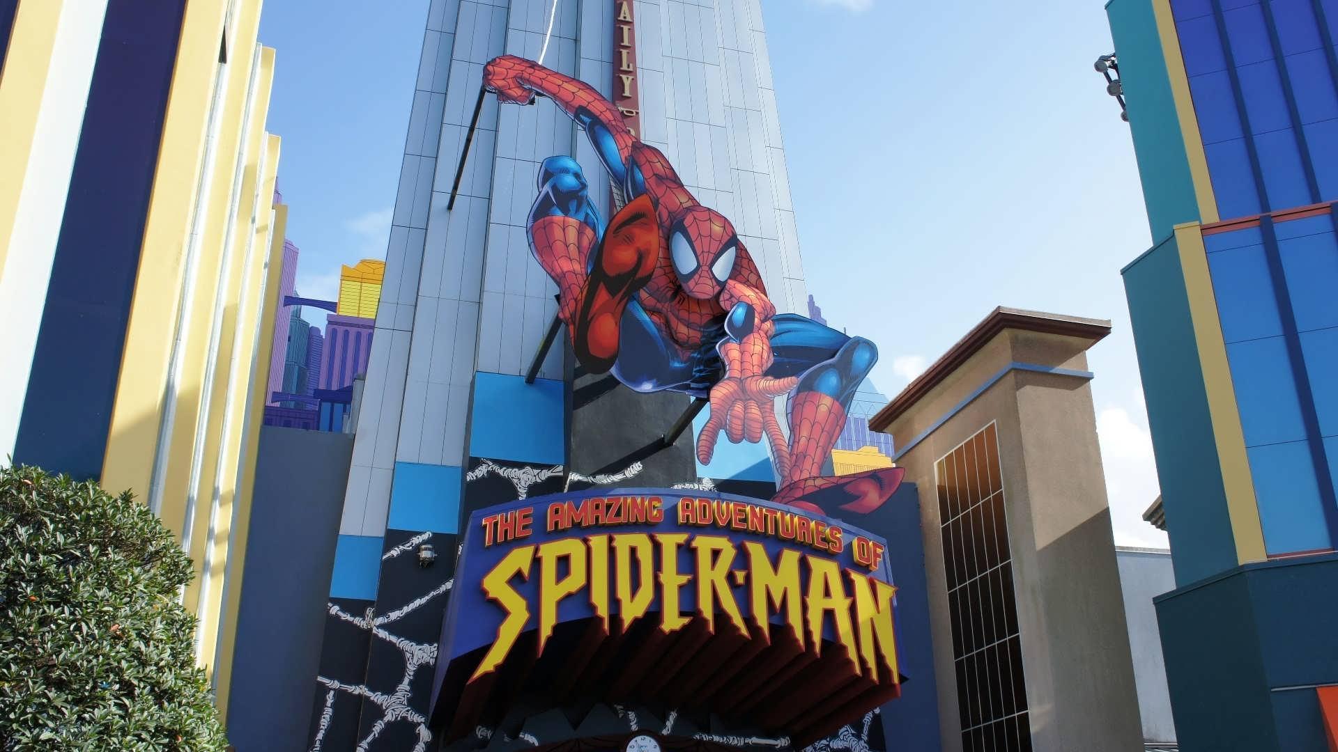 Amazing Adventures Of Spiderman Orlando Tickets Hotels