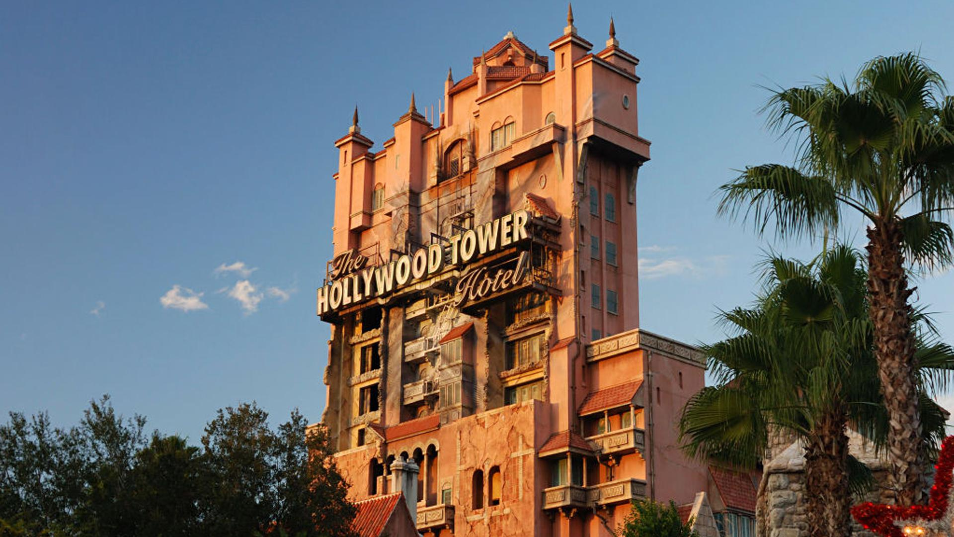 Twilight Zone Tower Of Terror Orlando Tickets Hotels