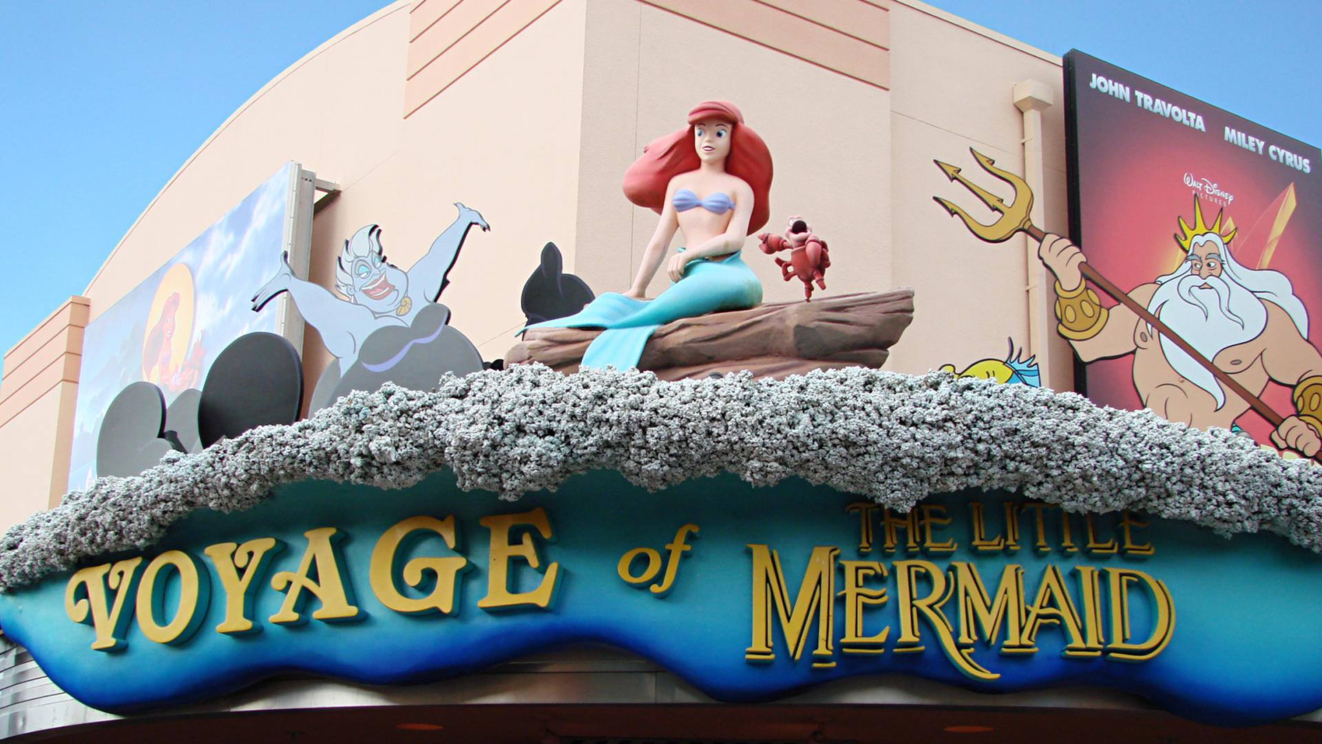 Voyage Of The Little Mermaid Orlando Tickets Hotels