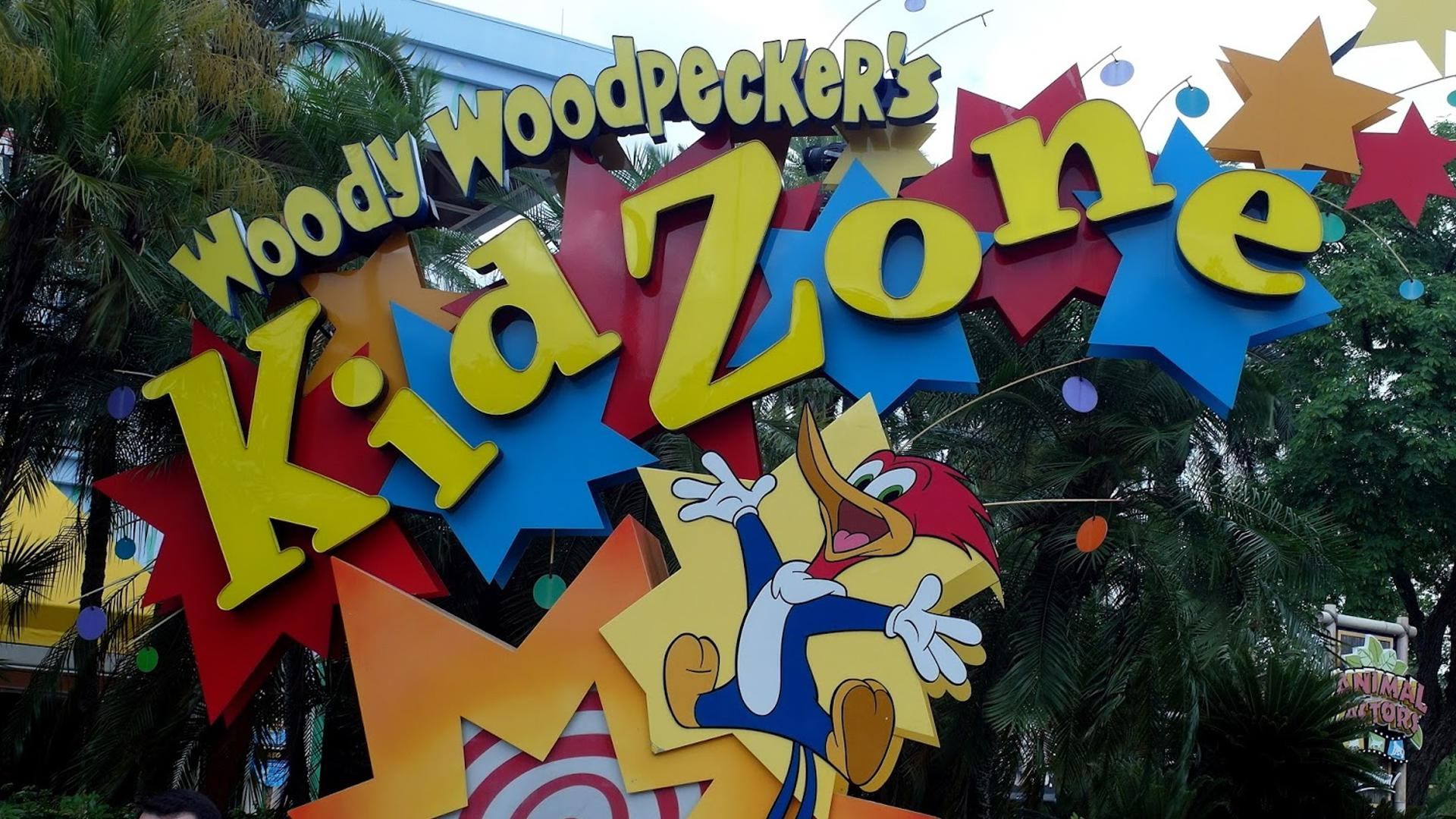 Woody Woodpecker's Kidzone - Orlando Tickets, Hotels, Packages