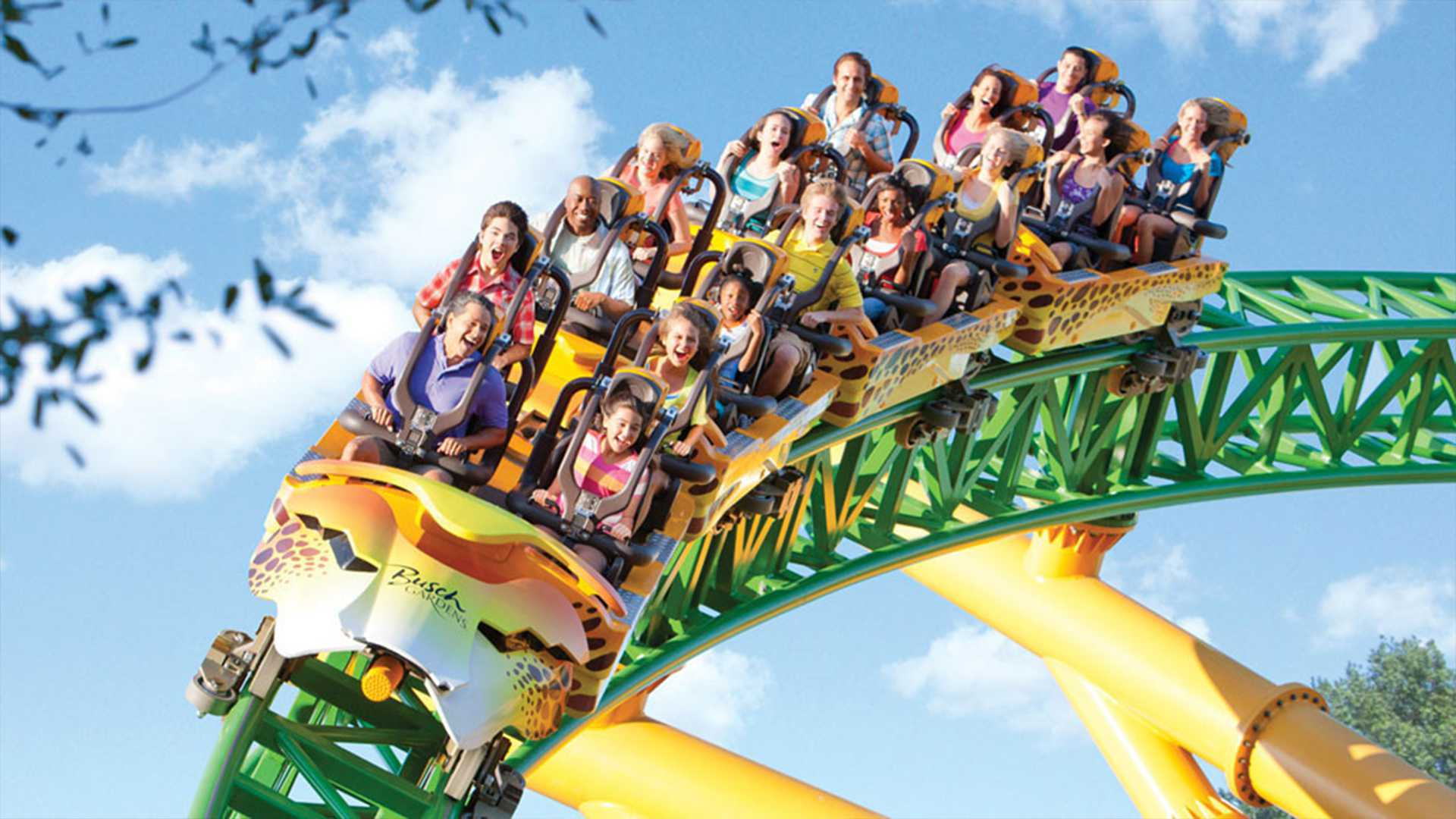 Busch gardens tampa fl tickets orlando destination guide How far is busch gardens from orlando