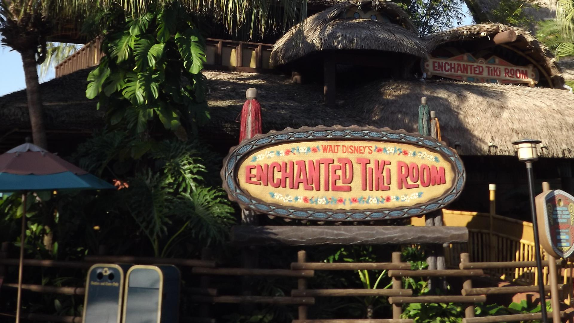 Enchanted Tiki Room Orlando Tickets Hotels Packages