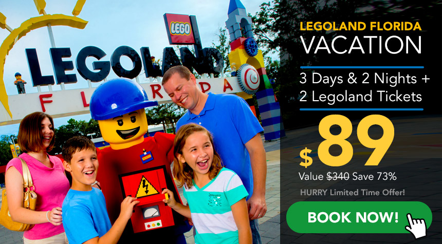 Legoland Vacation Package