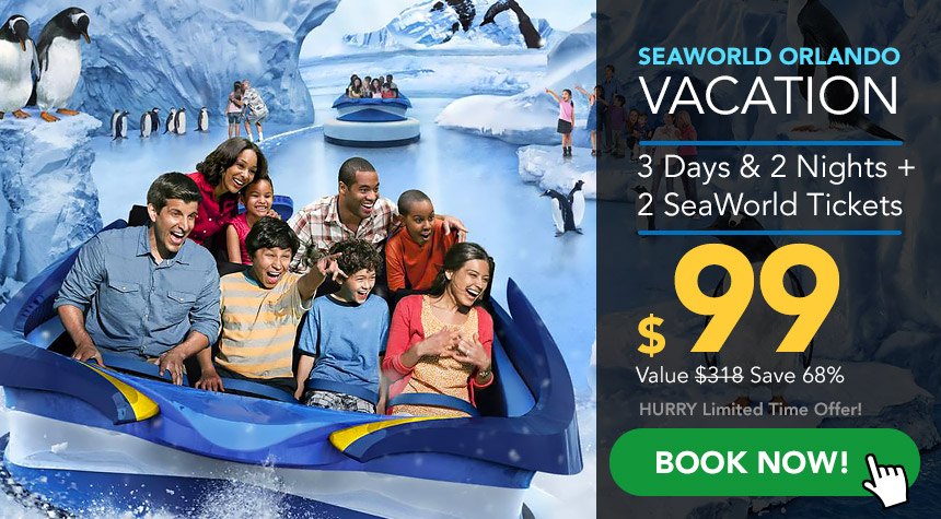 SeaWorld Vacation