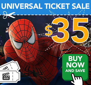 Universal Ticket Sale