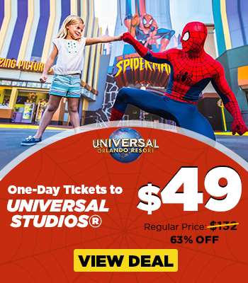 $49 – 1 Universal Orlando Ticket 1 Day_SPIDERMAN