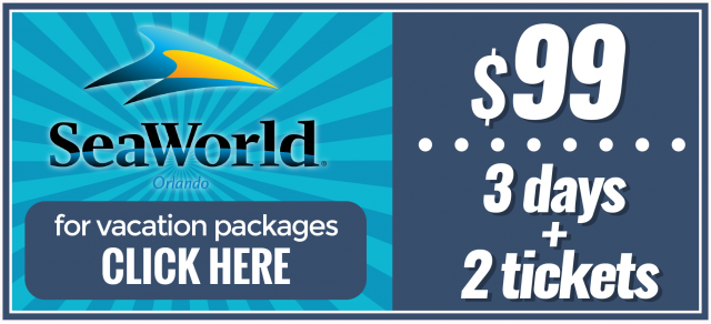 Orlando Vacation Packages Orlando Tickets Hotels Packages