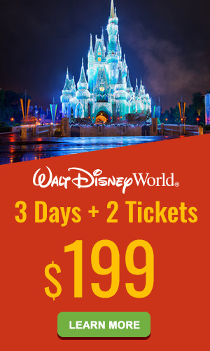 discount disney world vacation package