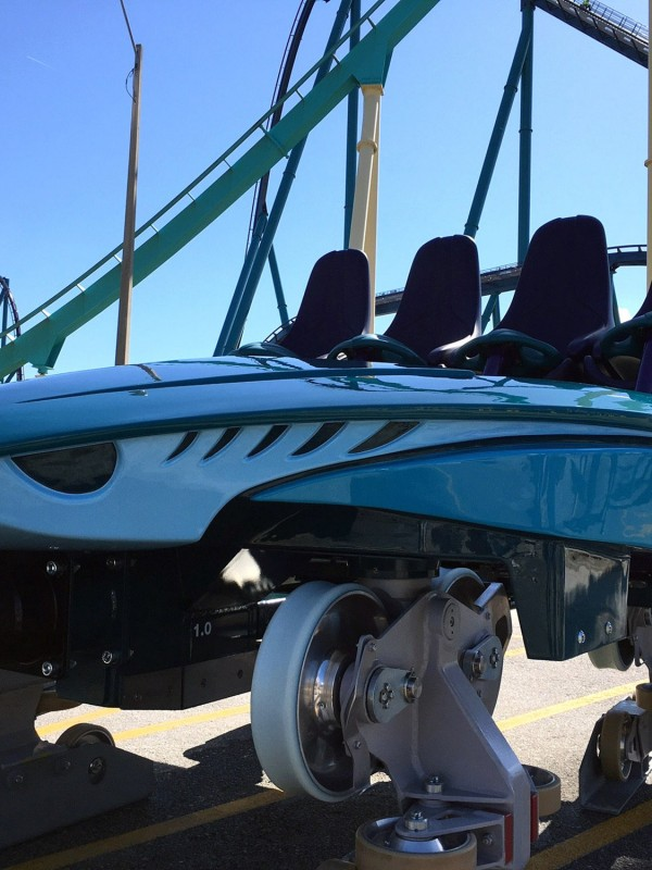 mako coaster