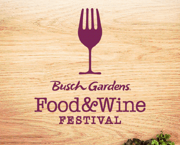 Busch Gardens Tampa Bay Food Wine Festival 2017 Orlando Tickets Hotels Packages