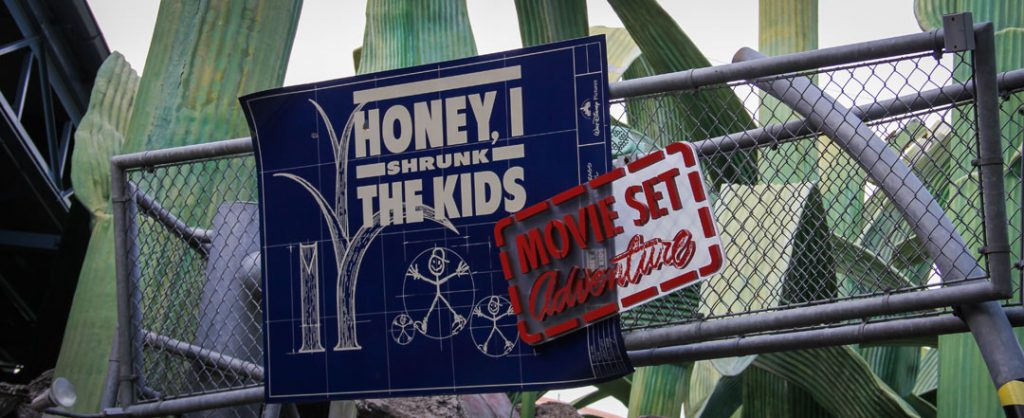 Disney Honey I Shrunk The Kids Movie Adventure