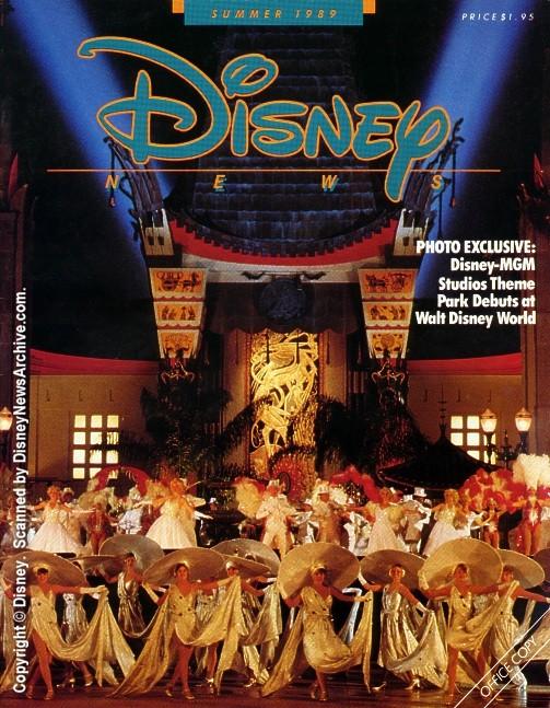 Disney-MGM Studios Opening - 1989