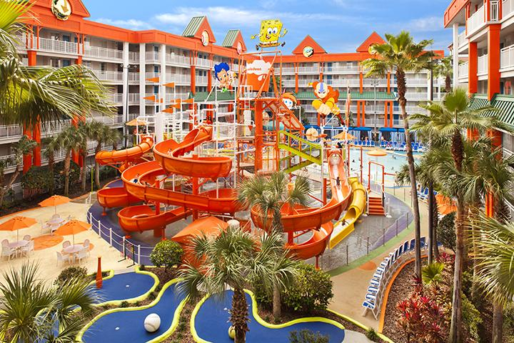 Say Goodbye To The Slime Nickelodeon Hotel To Close Its