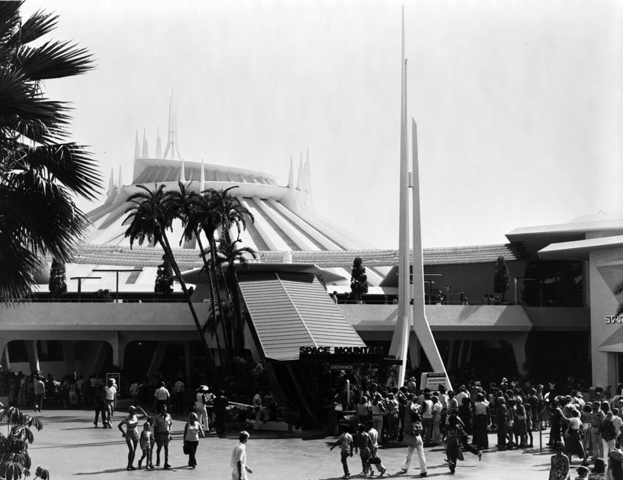 Space Mountain - 1975