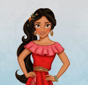 WDW Princess Elena of Avalor half image