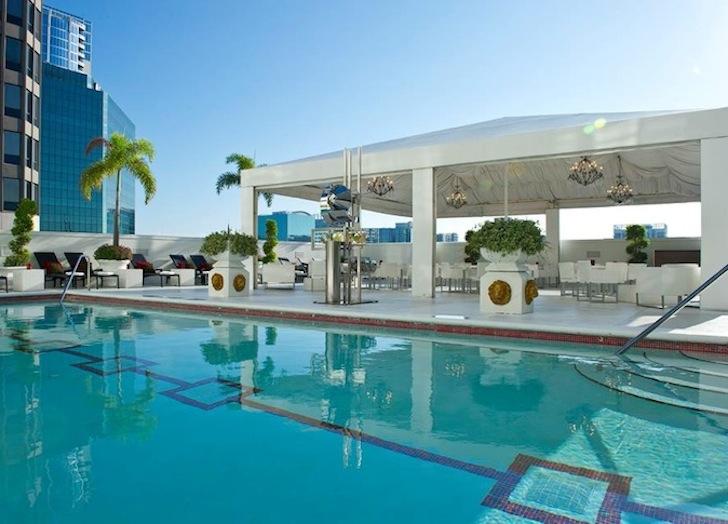 Grand Bohemian Pool view