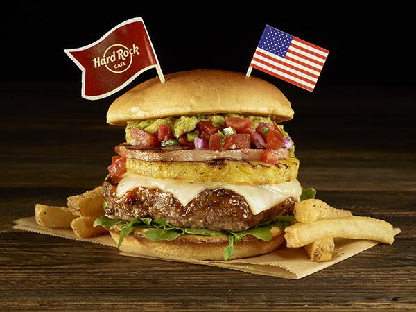 Hard Rock S World Burger Tour Launches Burger Season
