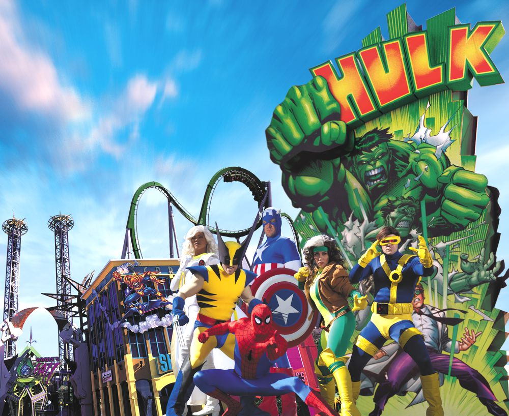 Best Rides At Universal Studios Islands Of Adventure