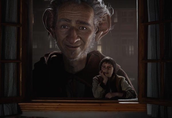 BFG Disney Movie Poster for  Featured Image