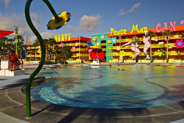 Feast Your Eyes On These Exotic Resort Pools Of Florida Orlando Destination Guide
