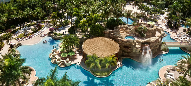 Feast Your Eyes On These Exotic Resort Pools Of Florida Orlando Tickets Hotels Packages