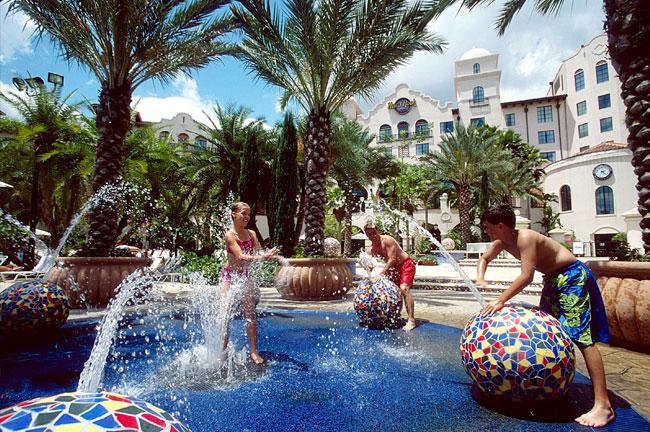 Hard Rock Hotel Orlando Spa