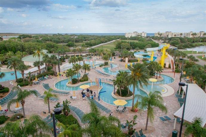 Cape Canaveral Holiday Inn Beach Resort